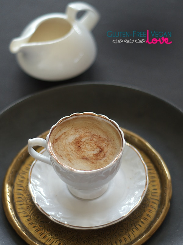 Dairy-Free, Paleo, and Vegan Coffee Creamer