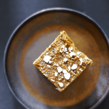 Chocolate Chip Pumpkin Oaties {Free from: gluten, dairy, eggs, refined sugars, gums, and oil}