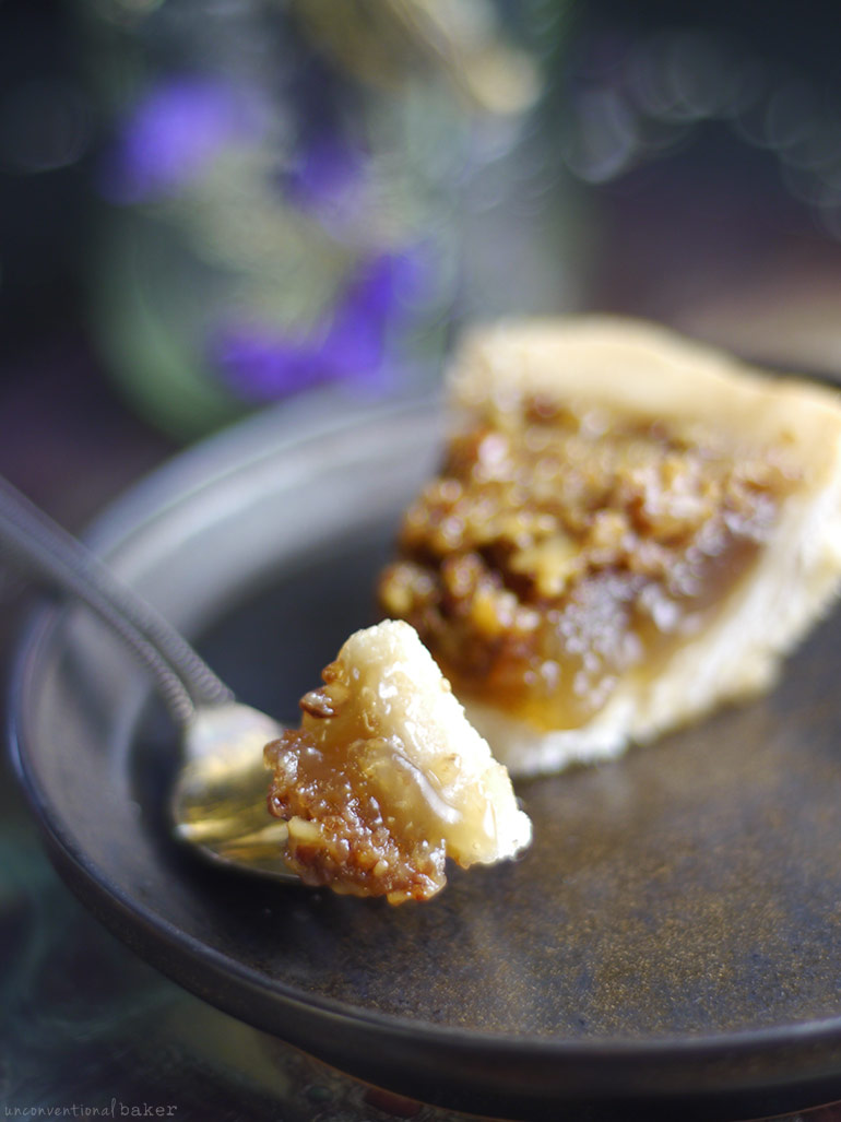 Canadian Maple Pie Recipe (Free From: gluten, dairy, eggs, oil, and ...